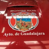 Plano Detalle Imagen Rotulación Rotulacion Ayto de Guadalajara